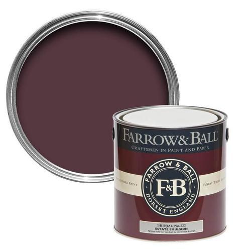 Farrow & Ball - Brinjal No.222
