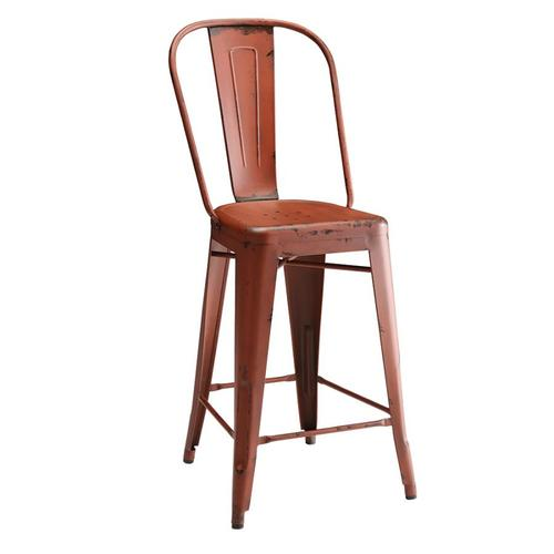 CLEARANCE Counter Height Rustic Bar Stools