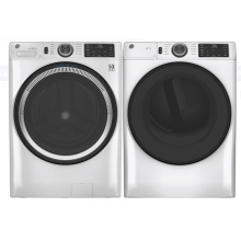 GE Washer & Electric Dryer Set