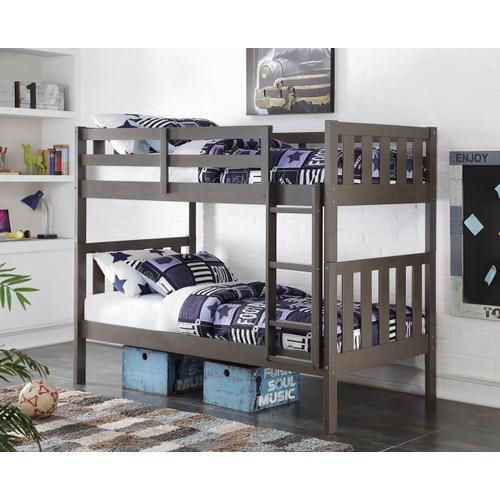 Gallery - Twin/Twin Mission Bunkbed
