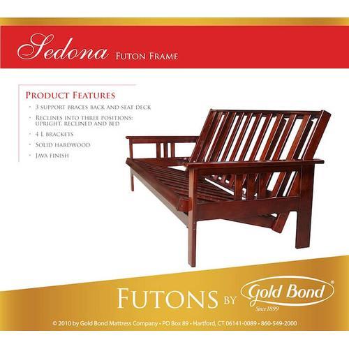 Gold Bond Mattress Company - Sedona Futon Frame