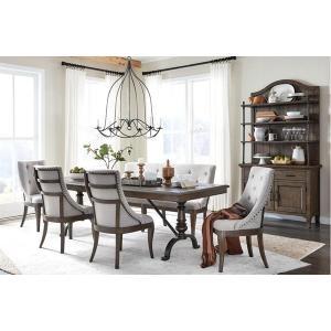 Roxbury Manor Table & 6 Chairs