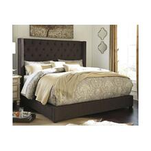 Norrister Upholstered Bed