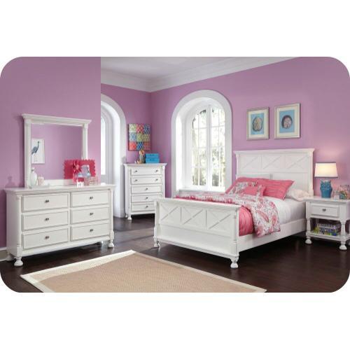Ashley Furniture - Ashley B502 Kaslyn Bedroom set Houston Texas USA Aztec Furniture