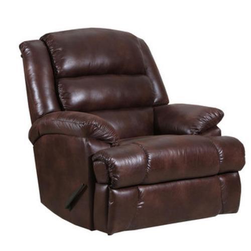 Lane Home Furnishings - 4502P-1901 Titus Comfort King Power Wallsaver Recliner w/ Heat & Massage - Padre Espresso