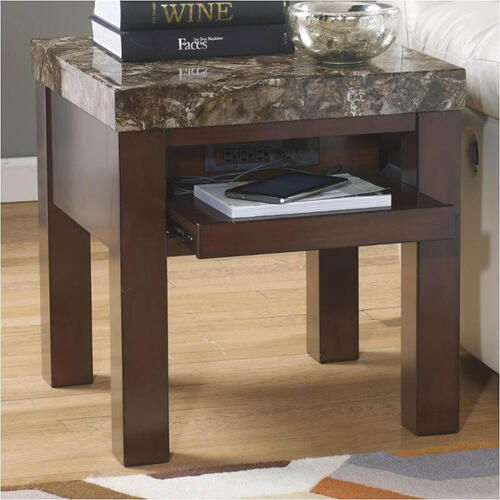 Ashley Furniture - Kraleene Square End Table
