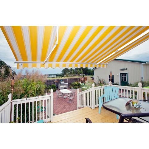 Aristocrat Light Bar Retractable Awnings
