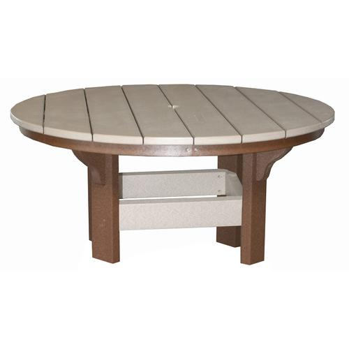 """42"""" Round Coffee Table"""