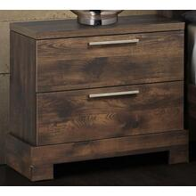 See Details - Campbell 2 Drawer Night Stand