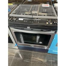 Product Image - Scratch and Dent 5.0 cu. ft. Front Control Gas Range with Cast-Iron Grates
