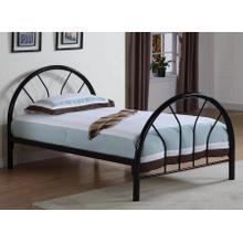 Marjorie Twin Metal Bed
