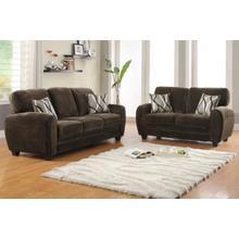 Rubin Sofa and Love Seat