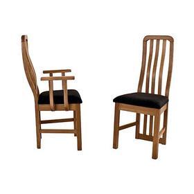 Benton Long Back Chair