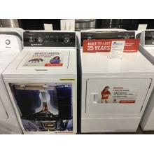 Speed Queen Washer and Dryer 3 Year Warranty