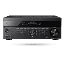 7.2 Channel AV Receiver with Dolby Atmos and DTS:X optimized for integrated operation.
