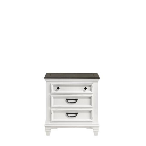 Lifestyle - LIFESTYLE C8309A-025 Wittville Night Stand