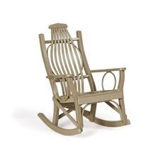 See Details - Leisure Lawns Collection - #83 Hickory Rocker