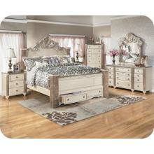 Ashley B468 Charlinda Bedroom set Houston Texas USA Aztec Furniture
