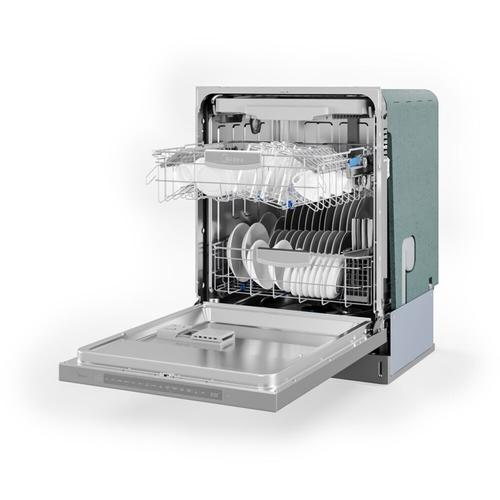 45 dBA Dishwasher with Wi-Fi in Stainless Steel