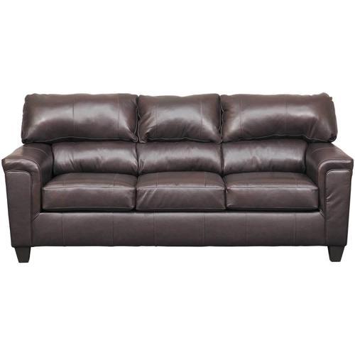 Leather Bark Sofa