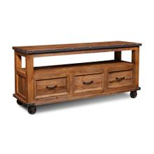 "Urban Rustic 65"" TV Console"
