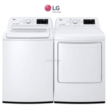 LG Top load Laundy Pair