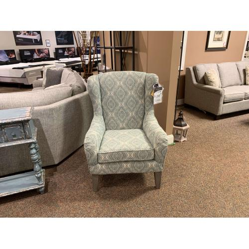 Lorette Tranquil Accent Chair