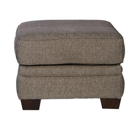 Jackson Furniture - Classic Ottoman Cocoa