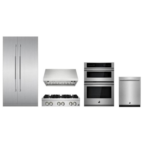 JennAir Rise Combination Wall Oven Package