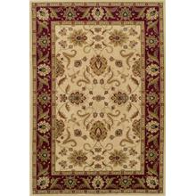 View Product - WB524 Wembley Ivory 5x8 Rug