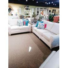 Clearance Loveseat and Sofa Set