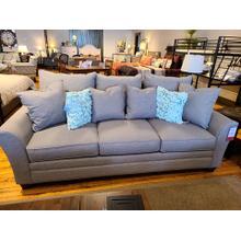 CLEARANCE Posen Macc Grey Sofa