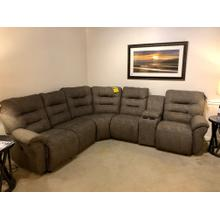 Best Home Furnishings- 6 Piece Sectional