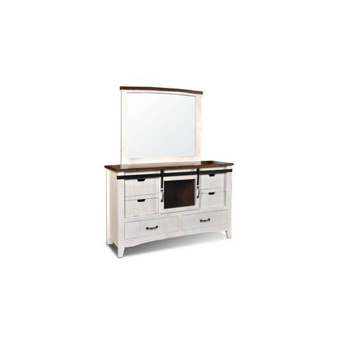 Plaza Six Drawer Dresser
