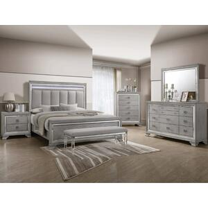 Crown Mark B7200 Vail Queen Bedroom