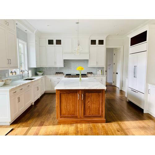 SubZero/Wolf Items Scarsdale, NY Kitchen Project 2018