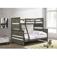 Wade WE600TFB Twin over Full Bunkbed