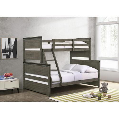 Elements - Wade WE600TFB Twin over Full Bunkbed