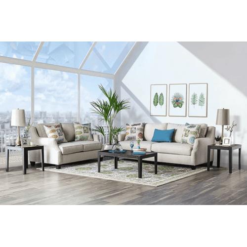Dasia Sofa and Love Seat