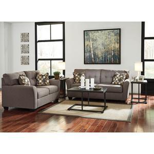Tibbee Sofa and Loveseat Set