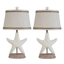 View Product - Star Fish Lamp (2/CN)