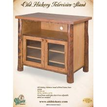 Old Hickory Television Stand