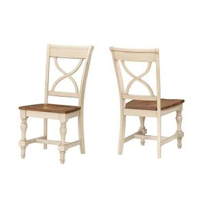 Winners Only Inc - Devonshire X Back Side Chair