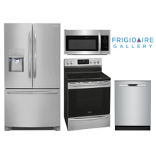 """See Details - Frigidaire Gallery 36"""" Counter-Depth French Door"""