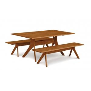 Gallery - AUDREY BENCHES IN CHERRY