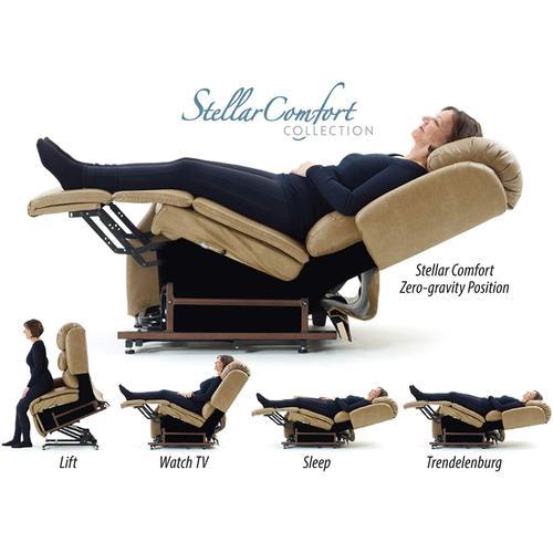 Cozy Comfort Lift Chair