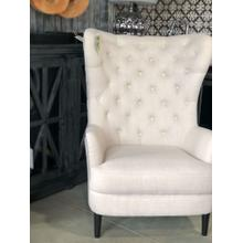 Product Image - Lynn Linen Accent Chair