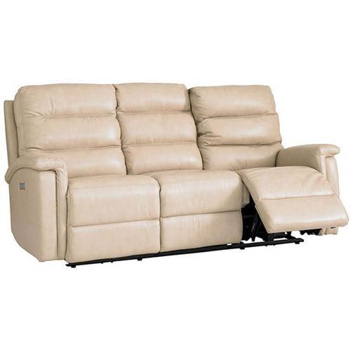 Regency Motion Sofa w/ Power in Driftwood Color