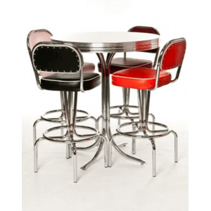 Manhattan Bar Table & Stools
