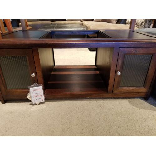 Factory Closeouts - Symmetry Cocktail Storage Table